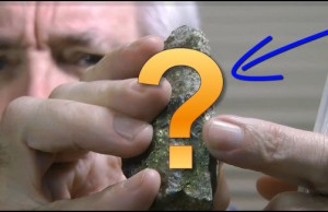 Gold Rocks Identification